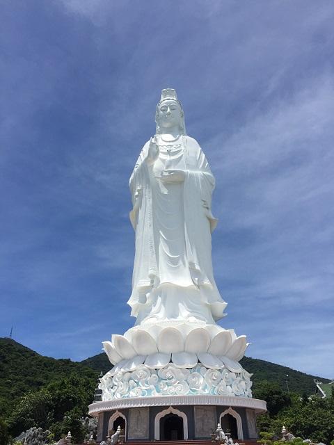 Phap Lam Pagodaの仏像-r.jpg